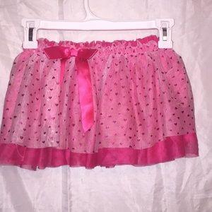 SUPER CUTE skirt/tutu!! Crazy girl!! Size 7/8 💕💕